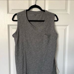 New Madewell Perfect Pocket Tank